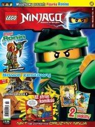 LEGO Ninjago magazyn 10/2016 + Ronin