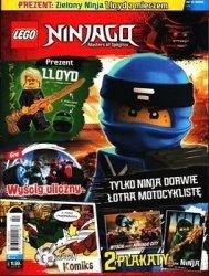LEGO Ninjago magazyn 2/2018 + LLOYD z mieczem