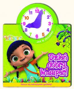 Wissper Jak w zegarku Dzień dobry, Wissper!