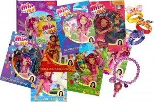 Mia i ja książka z DVD KOMPLET 7 części (cały sezon 1) + prezenty