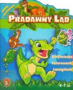 Pradawny Ląd 3 Zabawy z dinozaurami