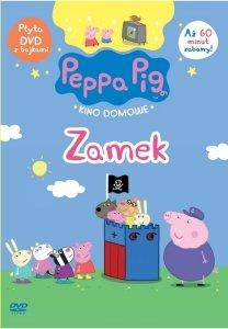 Świnka Peppa Kino domowe 4 Zamek (DVD)