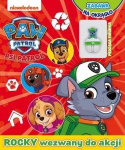 Psi Patrol Zabawa na okrągło 4 Rocky wezwany do akcji