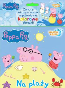 Świnka Peppa Wesoła kąpiel Na plaży