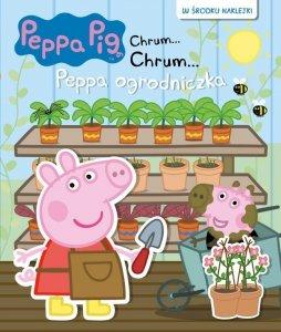 Świnka Peppa Chrum… Chrum… 63 Peppa ogrodniczka