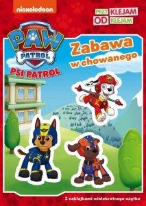 Psi Patrol Przyklejam odklejam Zabawa w chowanego