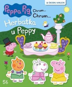 Świnka Peppa Chrum… Chrum… 56 Herbatka u Peppy
