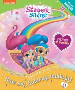 Shimmer i Shine Życzenia do spełnienia 11