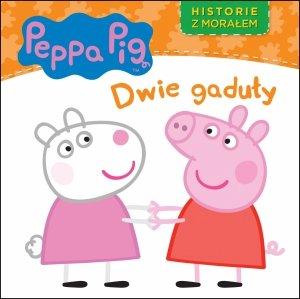 Świnka Peppa Historie z morałem Dwie gaduły