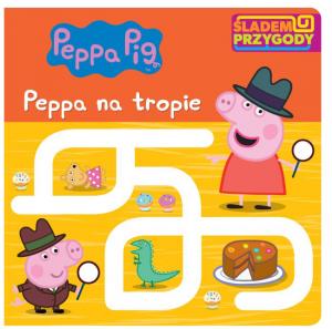 Świnka Peppa Śladem przygody Peppa na tropie