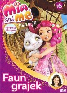 Mia i ja Kolekcja filmowa 6 Faun grajek (DVD)