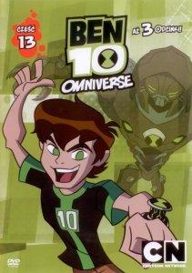 Ben 10 Omniverse 13 Kolekcja filmowa (DVD)