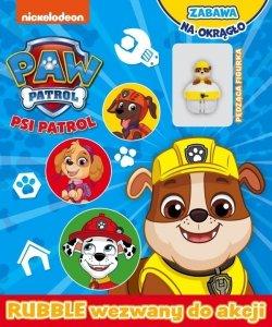 Psi Patrol Zabawa na okrągło 4 Rubble wezwany do akcji