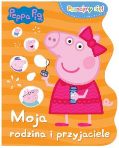Świnka Peppa Poznajmy się! 3 Moja rodzina i przyjaciele