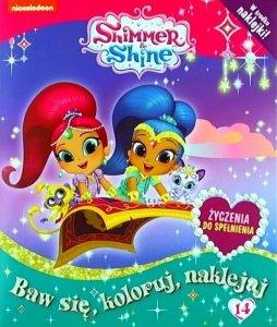 Shimmer i Shine Życzenia do spełnienia 14