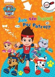 Psi Patrol Odszukaj różnice 1 Jak się bawi Psi Patrol?
