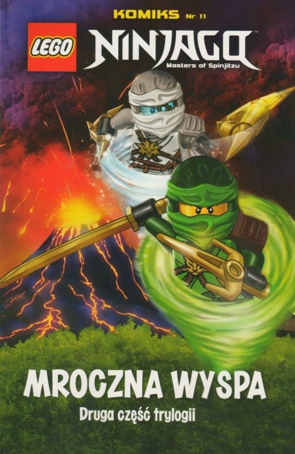LEGO Ninjago Komiks 11 Mroczna Wyspa 2