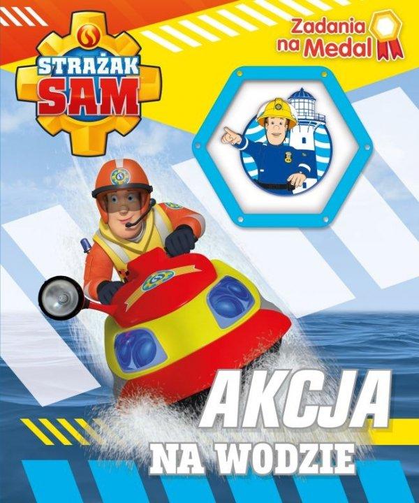 Strażak Sam Zadania na medal 2 Akcja na wodzie