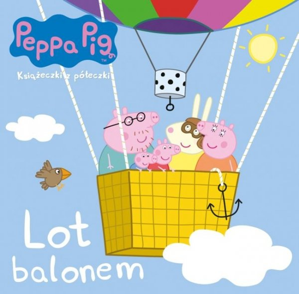 Peppa Lot balonem