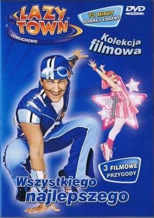 Lazy Town Kolekcja filmowa 5 Wszystkiego najlepszego (DVD)