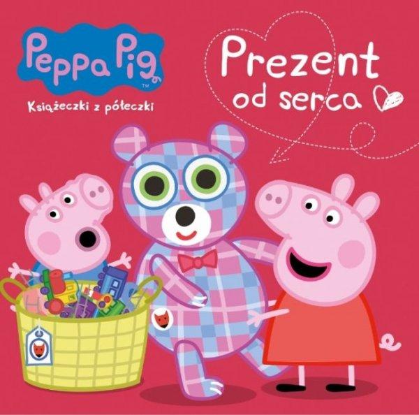 Peppa Prezent od serca