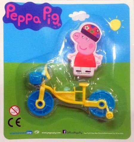 Świnka Peppa magazyn 5/2016 Jedziemy na wycieczkę! + Rowerek Peppy