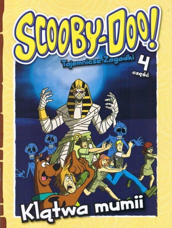 Scooby-Doo! Tajemnicze zagadki 4 Klątwa mumii