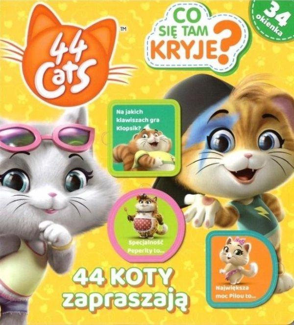 44 Koty Co się tam kryje? 44 Koty zapraszają