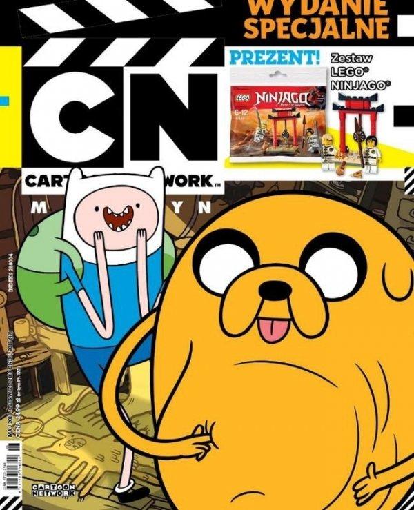 Cartoon Network Wydanie specjalne 1/2018
