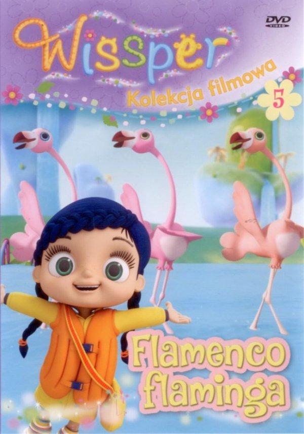 Wissper Kolekcja filmowa 5 Flamenco flaminga (DVD)