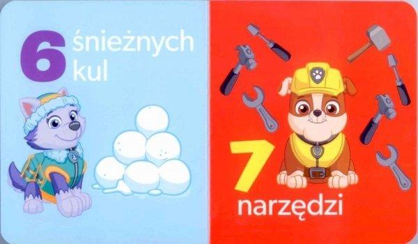 Psi Patrol Wyzwania dla malucha