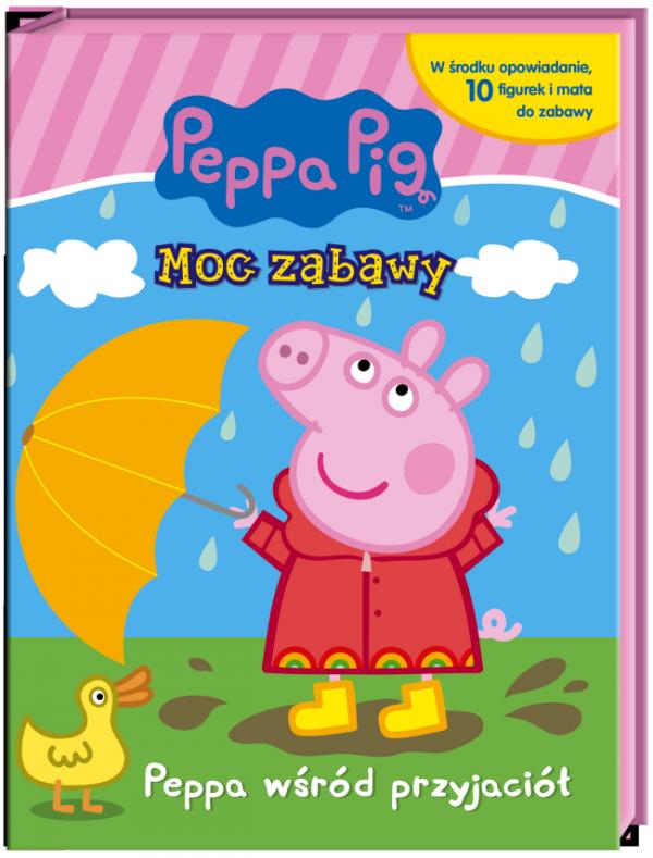 Peppa Moc zabawy