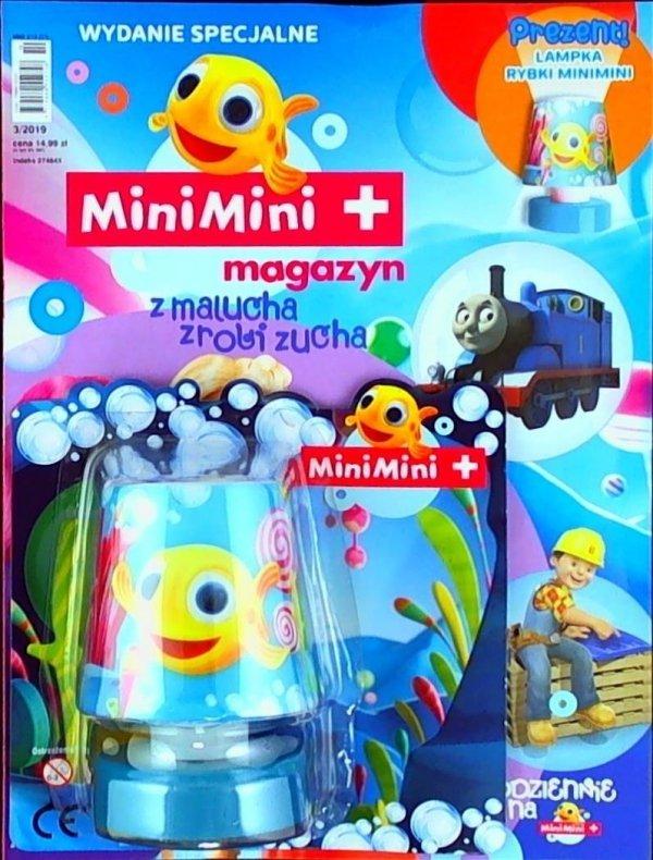 Rybka MiniMini lampka nocna