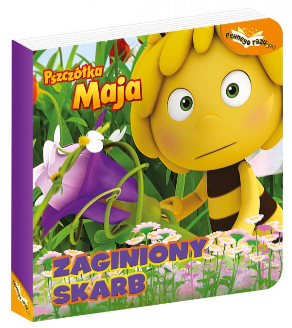 Pszczółka Maja Pewnego razu… Zaginiony skarb