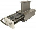 Steaker - przecinarka  13mm; dwa wałki nożowe MESKO-AGD SP-1013 SP-1013