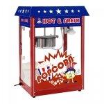 Maszyna do popcornu - amerykański design