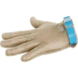 Rękawica stalowa niebieska L STALGAST 240004 240004