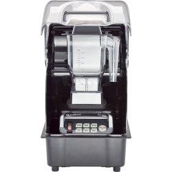 Blender profesjonalny stalgast z elektronicznym panelem sterowania i wyciszającą osłoną STALGAST 484220 484220