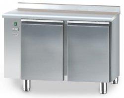 Stół mroźniczy bez agregatu o pojemności 2x110l 1125x700x850 DM-90502.0.0 DORA METAL DM-90502.0.0 DM-90502.0.0