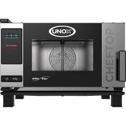 Piec konwekcyjno-parowy UNOX 3xGN1/1 ChefTop Mind.Maps one 5 kW STALGAST 9000360 9000360