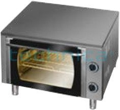 Piekarnik elektryczny 2xGN1/1  800x650x665 mm KROMET 700.PE-1 700.PE-1