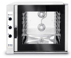 Piec konwekcyjno-parowy 6 x GN 2/1 elektryczny - sterowanie manualne HENDI 224755 224755