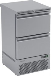 Stół chłodniczy z szufladami 500x530x890 DM-S-94043.2 DORA METAL DM-S-94043.2 DM-S-94043.2