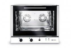 Piec piekarniczy, konwekcyjny z nawilżaniem 4x600x400mm - elektryczny, sterowanie manualne    HENDI 225516 225516
