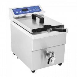 Frytownica indukcyjna - 10 litrów - 60-190°C ROYAL CATERING 10010145 RCIF-10EB