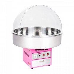 Maszyna do waty cukrowej - 72 cm - pokrywa ROYAL CATERING 10010132 RCZK-1200XL