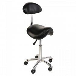 Krzesło siodłowe Physa Relaxy czarne PHYSA 10040041 Relaxy-4041