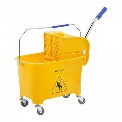 Wózek do sprzątania - 20l SINGERCON 10110001 CON.CT-20W