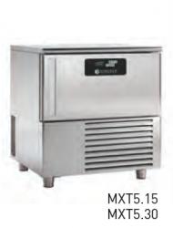 Szybkoschładzarka szokowa do lodów 5x GN1/1 400x600 HENDI MXT5.30 MXT5.30