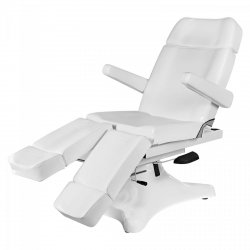 Fotel kosmetyczny Physa Niveus do pedicure biały PHYSA 10040013 Niveus-4013